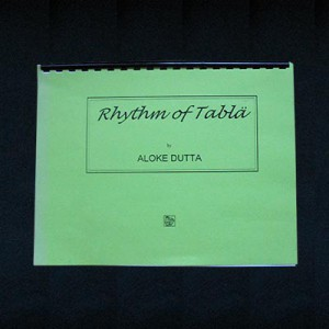 Aloke Dutta | Rhythm of Tabla Book